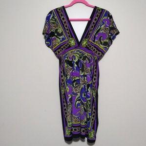 Emma & Michelle dress / beach coverup size medium